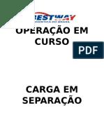 CARGA AGUARDANDO EXPEDIÇÃO.docx