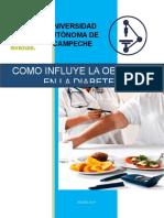 Como Influye La Obesidad en La Diabetes