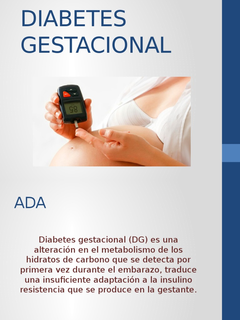 retraso en la maternidad diabetes gestacional