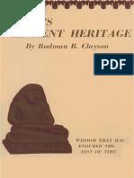 Egypt's Ancient Heritage - Rodman R Clayson