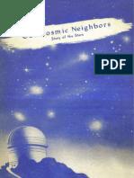 Our Cosmic Neighbors
