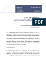 Claudio Panella - La Experiencia Del Diario La Prensa 1951-1955