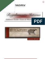 Regulamento BE EPADRV