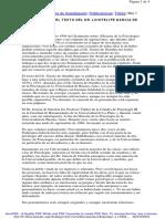 Ruiz Ricardo H Presentacion Del Texto Del Dr Luis Felipe Garcia de Onrubia