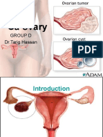 ca ovary