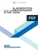 2012_Arbitration and ADR Rules PORTUGUESE