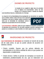 Inversiones - Proyecto