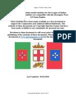 League of Italian States Full ORBAT-03!03!2016