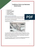 Principales Conflictos Entre Las Naciones Americanas.docx