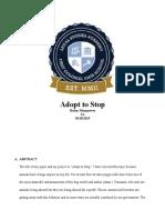 project proposal hailey mumpower
