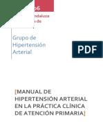 Manual de Hipertensión Arterial en La Práctica Clínica de Atención Primaria
