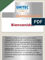 1 INTRODUCCION A LA FARMACOLOGÍA