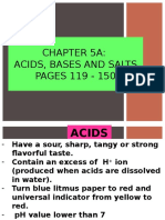 chapter 5a acids bases and salts