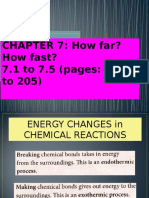 chapter 7 rates of chemical reaction