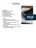 Nanaimo Bars on Closet Cooking