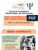 Terapia Gestaltica i Parte