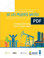 Caracterizacion Socio-laboral de Mujeres Wayuu