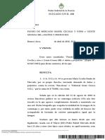 Sentencia contra Revista Barcelona