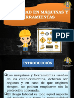 Seguridad en Maquinas y Herramientas 1