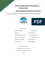Merpati Air Lines
