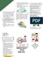 Leaflet P3K Fida