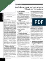 2009 Aspectos Tributarios de Las IEP