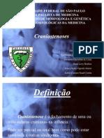 seminário carniostenoses