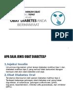 Waktu Minum Obat yang Tepat Agar Obat Diabetes Anda Bermanfaat