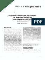 protocolo de hepatopatologia
