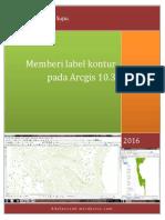 Cara memberi label kontur.pdf
