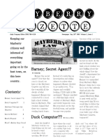 mayberrynewspaper