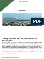 Guwahati City _ Tourism Infopedia