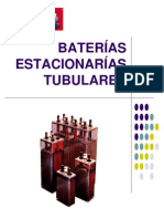 FOLLETO BATERIAS TUBULARES FAMAT