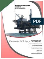 Ingress Fabricators Sdn Bhd Company Brochure