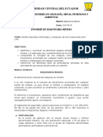 Maquinaria Minera Informe Final