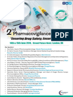 2nd Pharmacovigilance Conference 2016