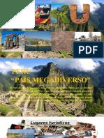 Turismo del Peru
