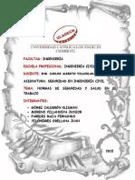 MONOGRAFIA DE NORMAS DE SEGURIDAD Y SALUD EN EL TRABAJO.pdf