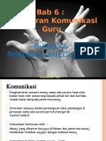 Topik 6 Komunikasi berkesan