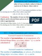 Permutations Combinations1