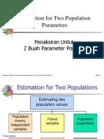 Estimasi 2 Populasi (3)