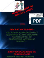Prodman c6 Mgt.of Waiting
