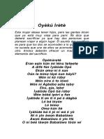 030-OYEKU IRETE