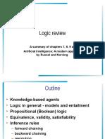 3. Logic Review