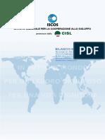 Bilancio Sociale ISCOS 2015