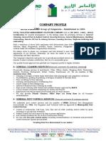 Blue Diamond Company Profile