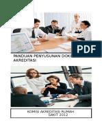 Panduan-Penyusunan-Dokumen-Akreditasi RSK Bedah Ropanasuri.doc