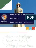 Lecture 1-2 Meenakshi