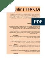 Enlir's FFRK Database