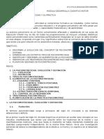 Temas 8-9 Psicomotricidad
